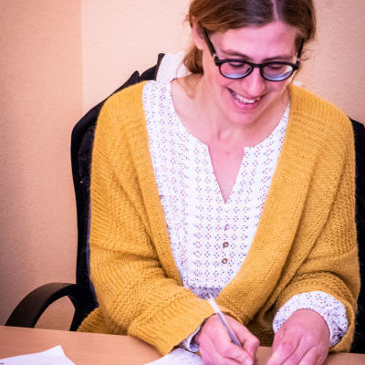 Aurélie Quirin, Présidente de l