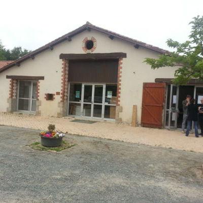 La ferme de la Vergne : le magasin de producteurs