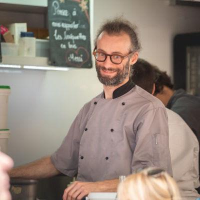 Le restaurateur Raphaël Miquel : l